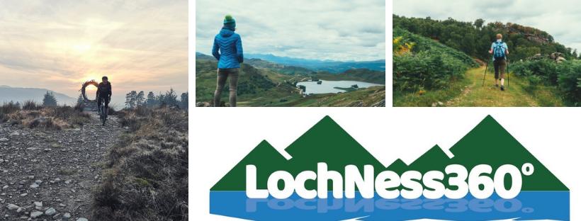 Loch Ness 360 trail facebook banner