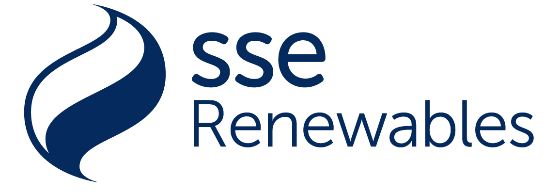 SSE Renewables Logo, sponsors of the Loch Ness 360° Challenge