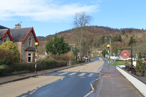 Drumnadrochit in the Highlands