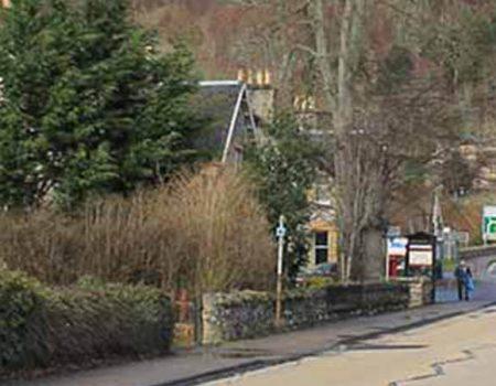 the village of drumnadrochit